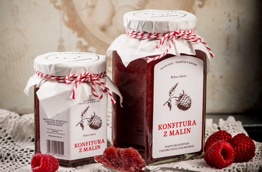 Traditional preserves from the Bialowieza Forest Region